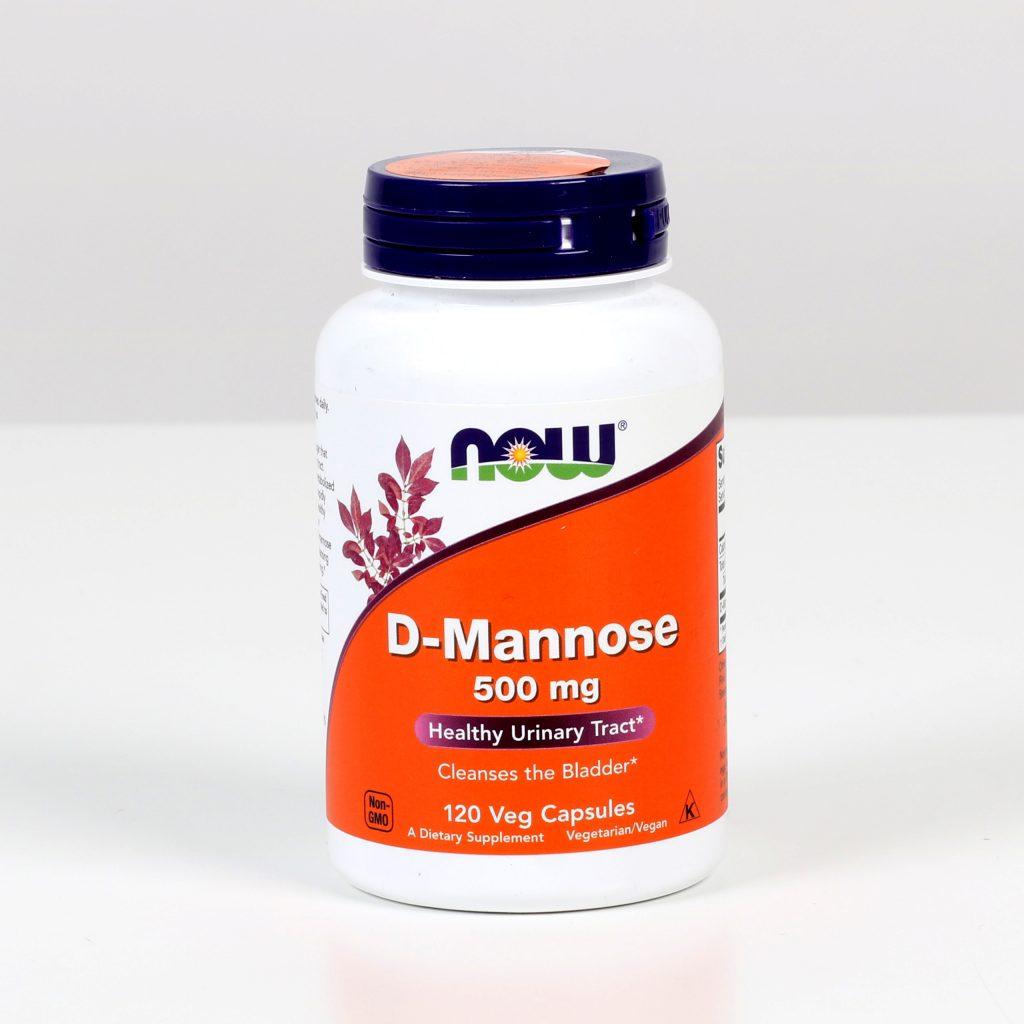 D-Mannose þvagfærasýking
